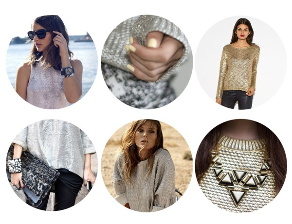 metallic, gold, silver, knit, knitwear, lame, minkpink, harper and harley, nude lucy