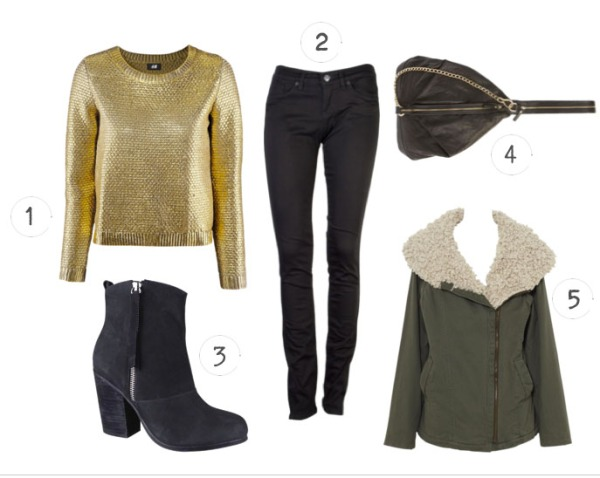 metallic, jeans, ksubi, minkpink, nude lucy, style stalker, army, parker, wittners, sass and bide